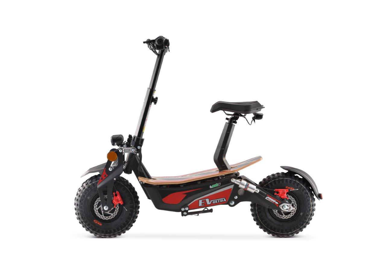 Nitro scooters Monster 2000 Ultra LiFePo4