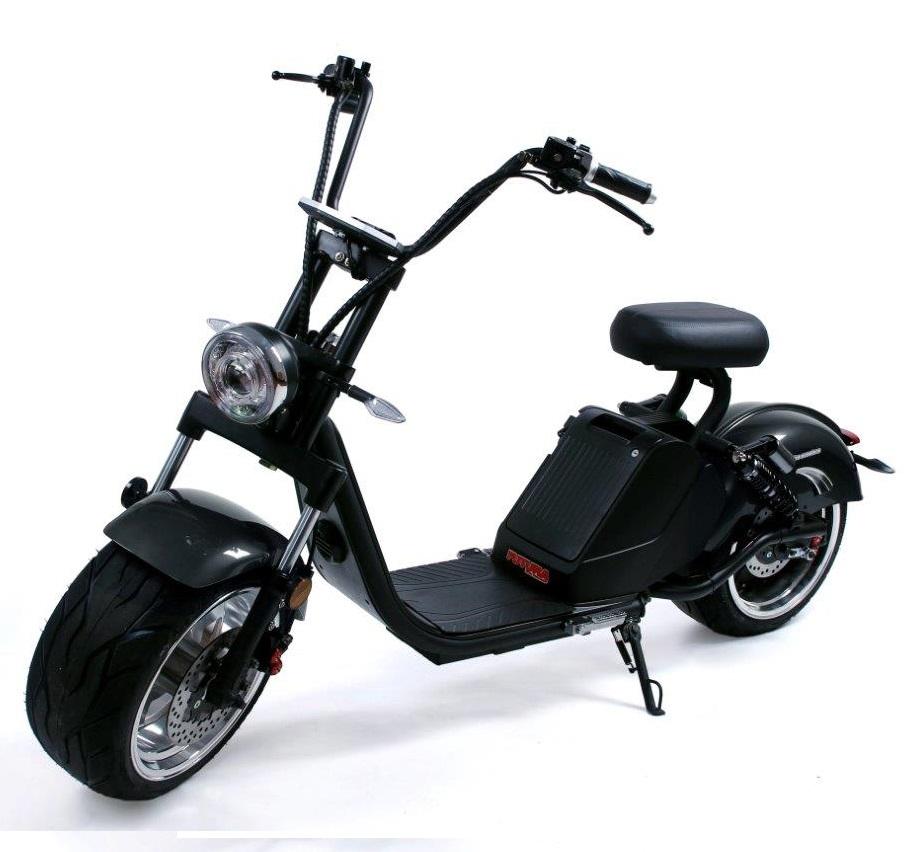 Nitro scooters Classic 1000 Plus SL - černá
